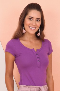 blusa básica tita catita