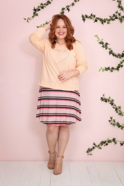 blusa florô