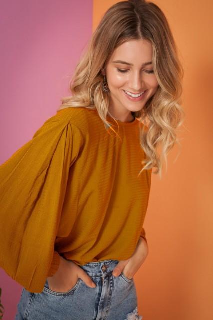 blusa titacatita
