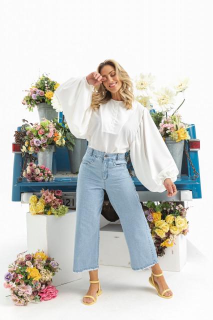 calça jeans tita catita