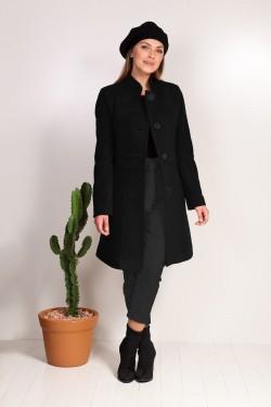 casaco de lã 5/8 tita catita