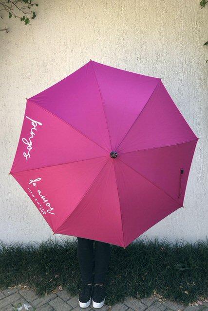 guarda-chuva tita catita
