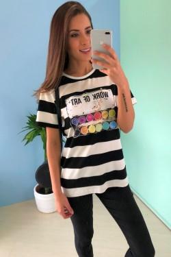 t-shirt tita catita